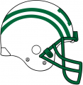 Dartmouth Big Green 2000-Pres Helmet decal sticker