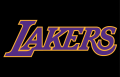 Los Angeles Lakers 2014-Pres Jersey Logo decal sticker