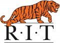RIT Tigers 1976-2003 Primary Logo iron on transfer