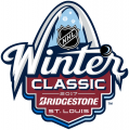 NHL Winter Classic 2016-2017 Sponsored decal sticker