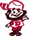 Denver Pioneers 1968-1998 Primary Logo decal sticker