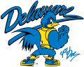 Delaware Blue Hens 1999-Pres Mascot Logo 02 decal sticker