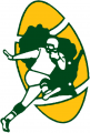 Green Bay Packers 1968-1979 Alternate Logo iron on transfer