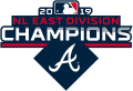 Atlanta Braves 2019 Champion Logo iron on transfer