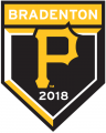 Pittsburgh Pirates 2018 Event Logo iron on transfer