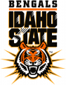 Idaho State Bengals 1997-2018 Primary Logo iron on transfer