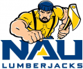 Northern Arizona Lumberjacks 2014-Pres Primary Logo iron on transfer