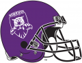 Weber State Wildcats 2006-2011 Helmet decal sticker