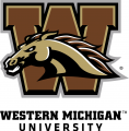 Western Michigan Broncos 2016-Pres Secondary Logo iron on transfer
