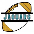 Football Jacksonville Jaguars Logo iron on transfer