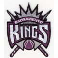Sacramento Kings Logo Embroidered Iron On Patches