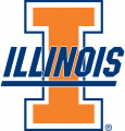 Illinois Fighting Illini 1989-2013 Alternate Logo 01 decal sticker