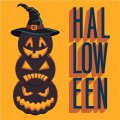 Halloween party shirt DIY iron on stickers (heat transfer) 4