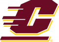Central Michigan Chippewas 1997-Pres Primary Logo iron on transfer