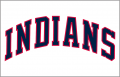 Cleveland Indians 1986-1993 Jersey Logo iron on transfer