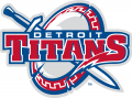 Detroit Titans 2008-2015 Primary Logo decal sticker
