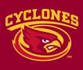 Iowa State Cyclones 2008-Pres Alternate Logo 03 iron on transfer