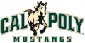 Cal Poly Mustangs 2007-Pres Primary Logo iron on transfer