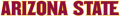 Arizona State Sun Devils 2011-Pres Wordmark Logo 10 decal sticker