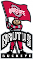 Ohio State Buckeyes 2003-2012 Mascot Logo 08 iron on transfer