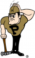 Purdue Boilermakers 1996-Pres Mascot Logo 02 iron on transfer