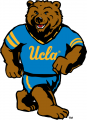 UCLA Bruins 2004-Pres Mascot Logo 05 decal sticker