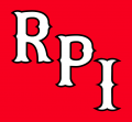 RPI Engineers 2006-Pres Alternate Logo iron on transfer
