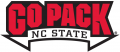 North Carolina State Wolfpack 2006-Pres Wordmark Logo 03 iron on transfer