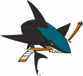 San Jose Sharks 2008 09-Pres Secondary Logo iron on transfer
