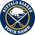 Buffalo Sabres iron on transfer