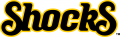 Wichita State Shockers 2010-Pres Wordmark Logo 01 decal sticker