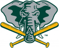 Oakland Athletics 1993-1994 Alternate Logo iron on transfer