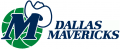 Dallas Mavericks 1993-2001 Primary Logo decal sticker