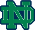 Notre Dame Fighting Irish 1994-Pres Alternate Logo 05 decal sticker