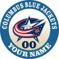 Columbus Blue Jackets iron on transfer