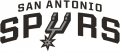 San Antonio Spurs 2017-18-Pres Primary Logo decal sticker