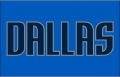 Dallas Mavericks 2010-Pres Jersey Logo decal sticker