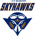 Tennessee-Martin Skyhawks 2009-Pres Primary Logo decal sticker