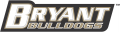 Bryant Bulldogs 2005-Pres Wordmark Logo 02 decal sticker