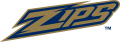 Akron Zips 2002-2013 Wordmark Logo 02 decal sticker
