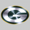 Green Bay Packers Stainless steel logo iron on transfer