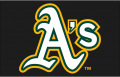 Oakland Athletics 2008-2010 Cap Logo iron on transfer