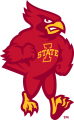 Iowa State Cyclones 2008-Pres Mascot Logo iron on transfer