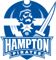 Hampton Pirates 2007-Pres Alternate Logo 01 iron on transfer