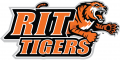 RIT Tigers 2004-Pres Primary Logo iron on transfer