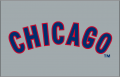 Chicago Cubs 1958-1968 Jersey Logo iron on transfer
