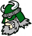 Portland State Vikings 1999-2015 Mascot Logo decal sticker
