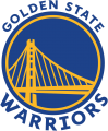 Golden State Warriors 1998-2006 Alternate Logo decal sticker