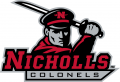 Nicholls State Colonels 2009-Pres Secondary Logo iron on transfer