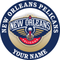 New Orleans Pelicans iron on transfer